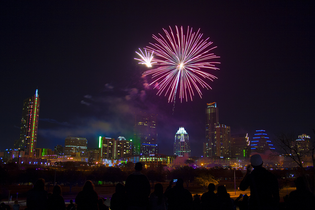 Austin New Years Eve 2018